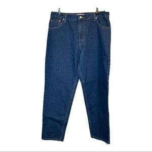 Levi's Relaxed Tapered 550 Jeans Size 16M